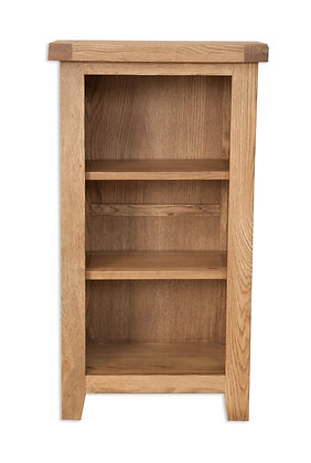 Country Oak - Small Bookcase/Dvd Rack