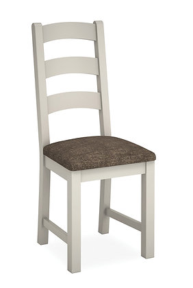 Oak 177 - Ladder Dining Chair