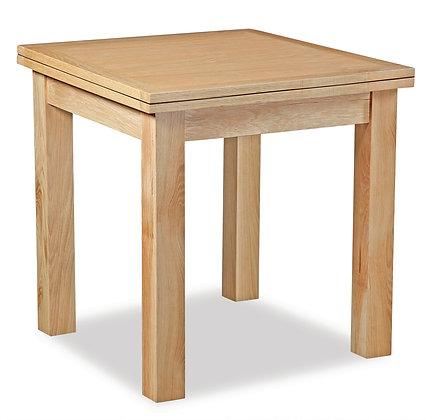Oak 87 - Square Extending Table
