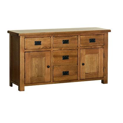 """Oak 2 - 4'6"""" Sideboard"""