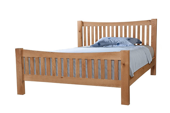 Oak 4 - 3' H.E Bed