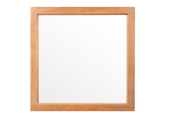 Oak 3 - Wall Mirror 900 X 900