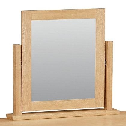 Oak 27 - Vanity Mirror