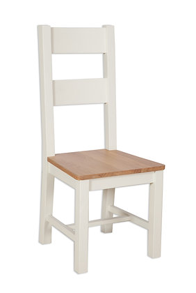 Ivory & Oak - Ladder Dining Chair
