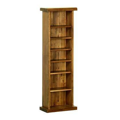 Oak 2 - Cd/Dvd Rack