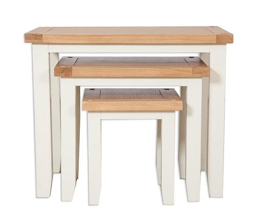 Ivory & Oak - Nest Of Tables