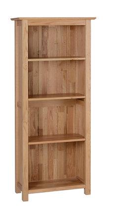 Oak 1 - 5' Narrow Bookcase