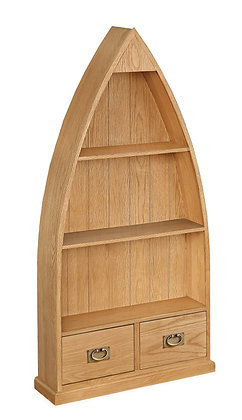 Oak 27L - Boat Bookcase