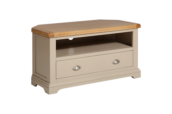 Truffle & Oak - Corner Tv Cabinet