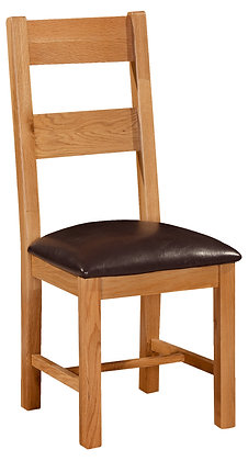 Oak 3 - Ladder Back Chair