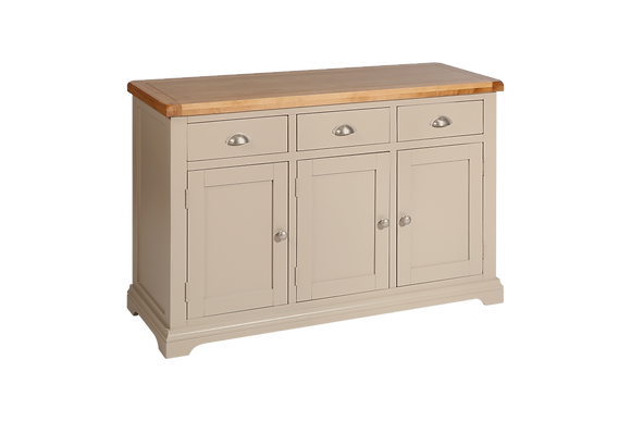 Truffle & Oak - 3 Door Sideboard