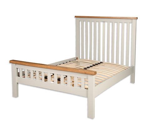 Ivory & Oak - Double Bed