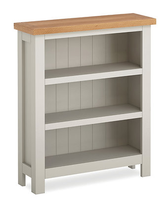 Oak 177 - Low Bookcase