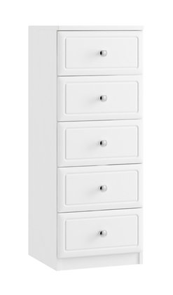 Treviso - 5 Drawer Narrow Chest