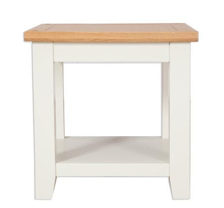 Ivory & Oak - Lamp Table