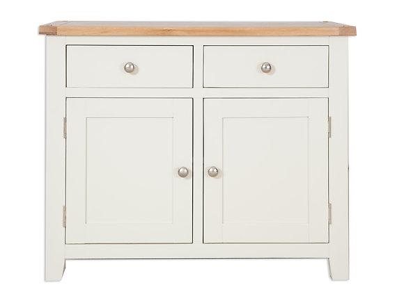 Ivory & Oak - 2 Door Sideboard
