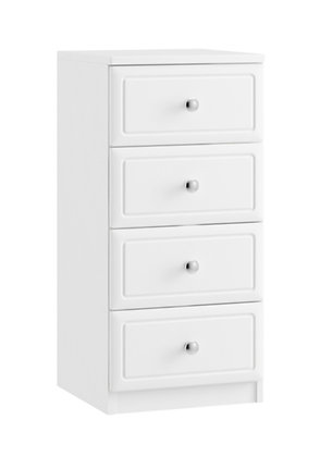 Treviso - 4 Drawer Narrow Chest