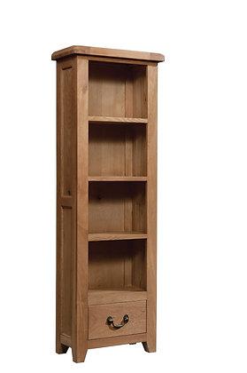 Oak 3 - Bookcase 600 X 1800