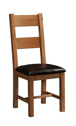 Oak 2 - Ladder Back Chair