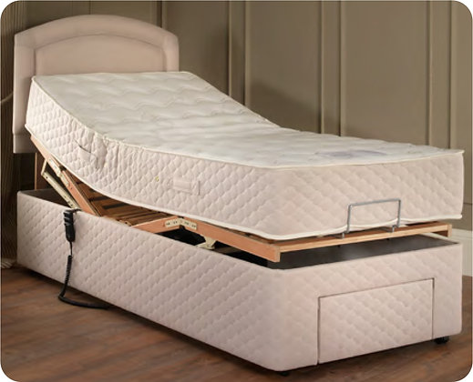 Jenny 3' Adjustable Divan