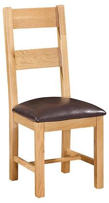 Oak 4 - Ladder Back Chair