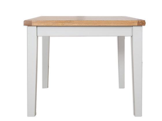 Grey & Oak - 90 X 90 Dining Table