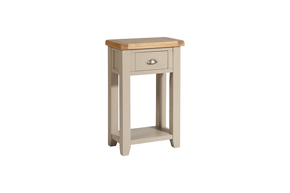 Truffle & Oak - 1 Drawer Console Table
