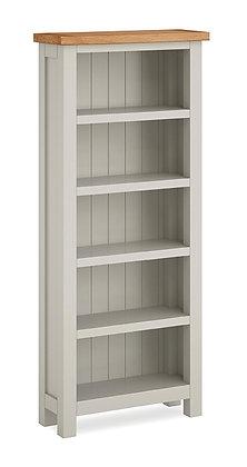 Oak 177 - Slim Bookcase