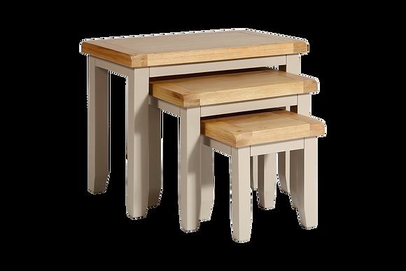 Truffle & Oak - Nest Of Tables