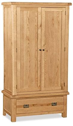Oak 27 - Gents Wardrobe