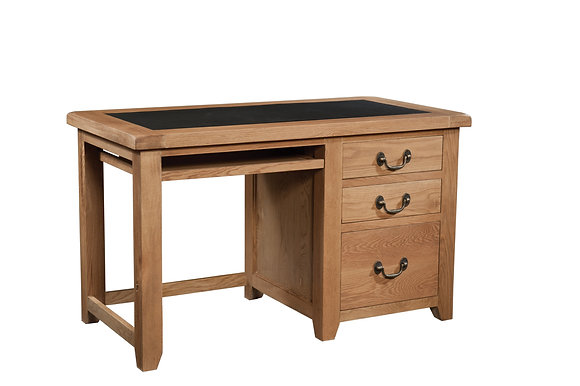 Oak 3 - Office Desk Ukfr Pu Top