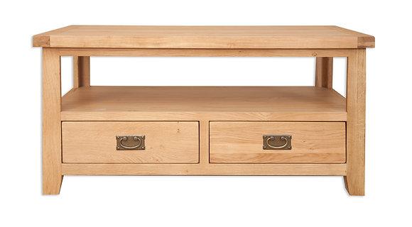 Natural Oak - Coffee/Tv Table
