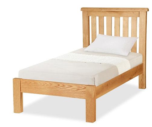 Oak 27 - Low Bed 3'