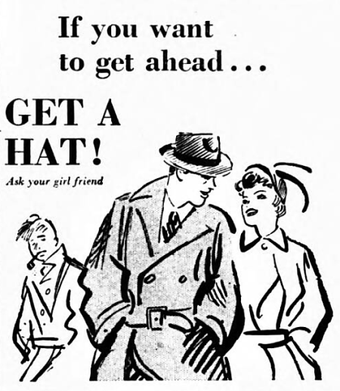 FIFTY3 FRIDAYS: GET A HAT
