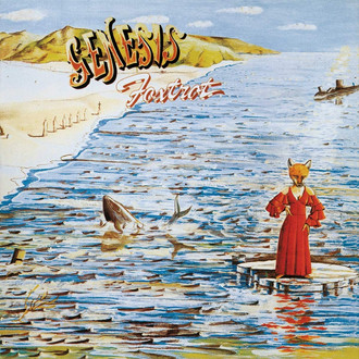GENESIS: STRICTLY COME FOXTROT