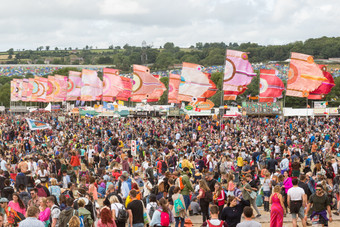 GLASTONBURY EMERGING TALENT COMPETITION 2020: NOW IT'S NINETY.