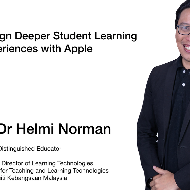 Deeper Learning Design with Apple