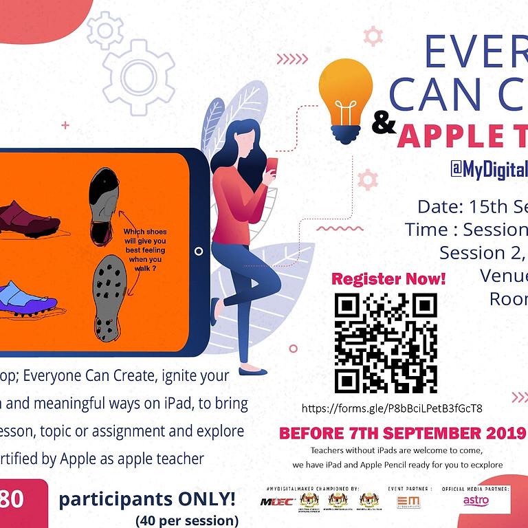 Everyone Can Create@MyDigitalMaker Fair 2019 - Afternoon Session