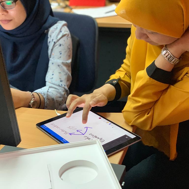 Digital Content Development Course