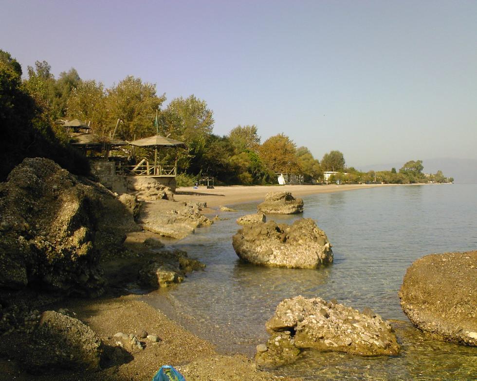 Παραλία Εγκάλης