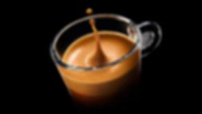 tazzina caffè castagno