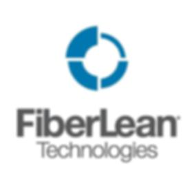 FiberLean logo