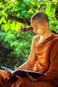 Bouddhisme, Bonheur, sérénité.