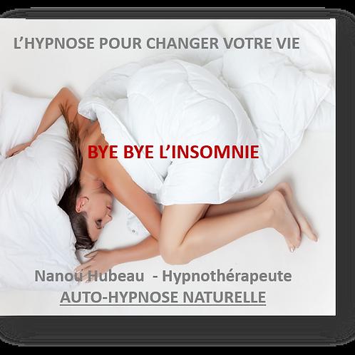 Bye, bye l'insomnie