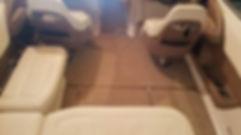 Snap in vinylweave carpet