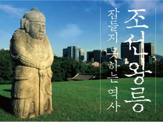 왕의 무덤이 들려주는 518년 조선왕조 이야기