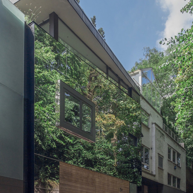 Dominic McKenzie Architects - Harris Calnan Construction Company - photo by James Smith