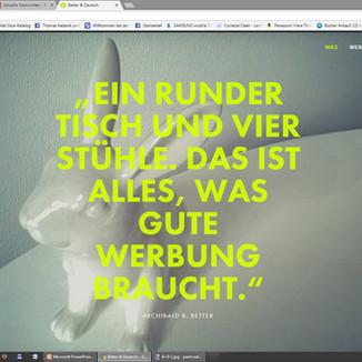 BETTER & DEUTSCH - Freelance Non-Agency
