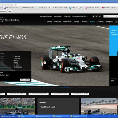 MERCEDES BENZ - Motorsports