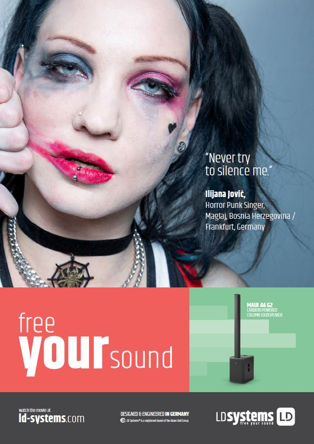 LD Systems - free your sound